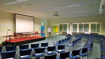 Walsrode Haus Innenansicht Seminarraum