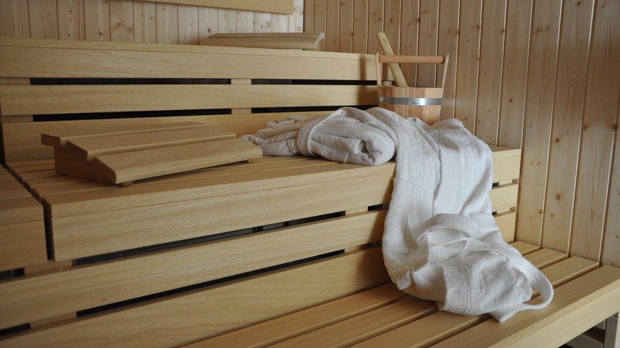 Walsrode Haus Innenansicht Freizeit Sauna
